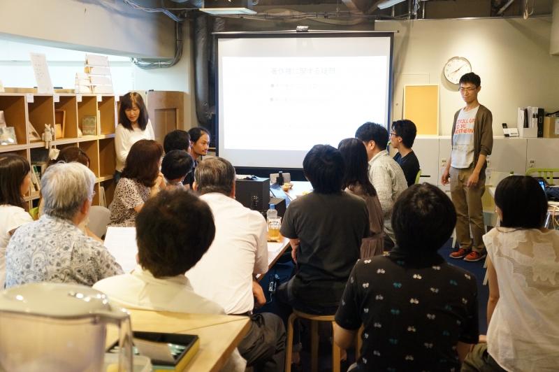 \【レポート】7月のrebootメンバーミーティングを開催 /