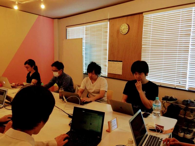 【9/27】プログラミングでアイデアを形にするもくもく会@reboot