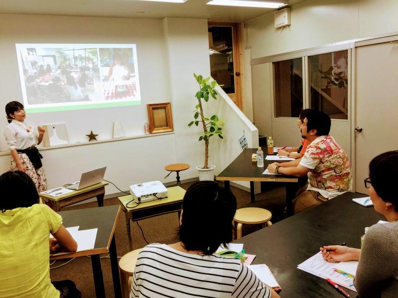 【8/24 開催報告】手づくり作家・クリエイターのための「ワークショップの始め方講座」