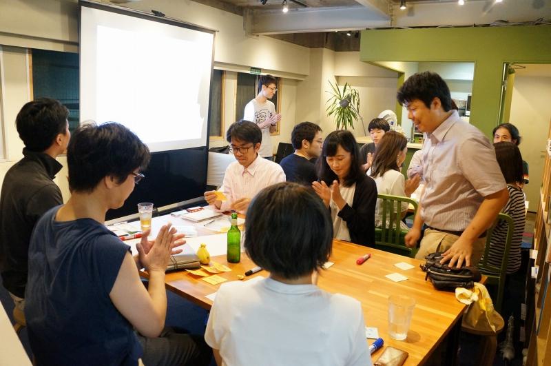 \【レポート】9月のrebootメンバーミーティングを開催 /