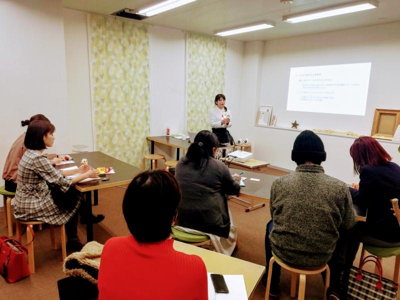 【2/8 開催報告】ハンドメイド作家・クリエイターのための「ワークショップのやり方講座」